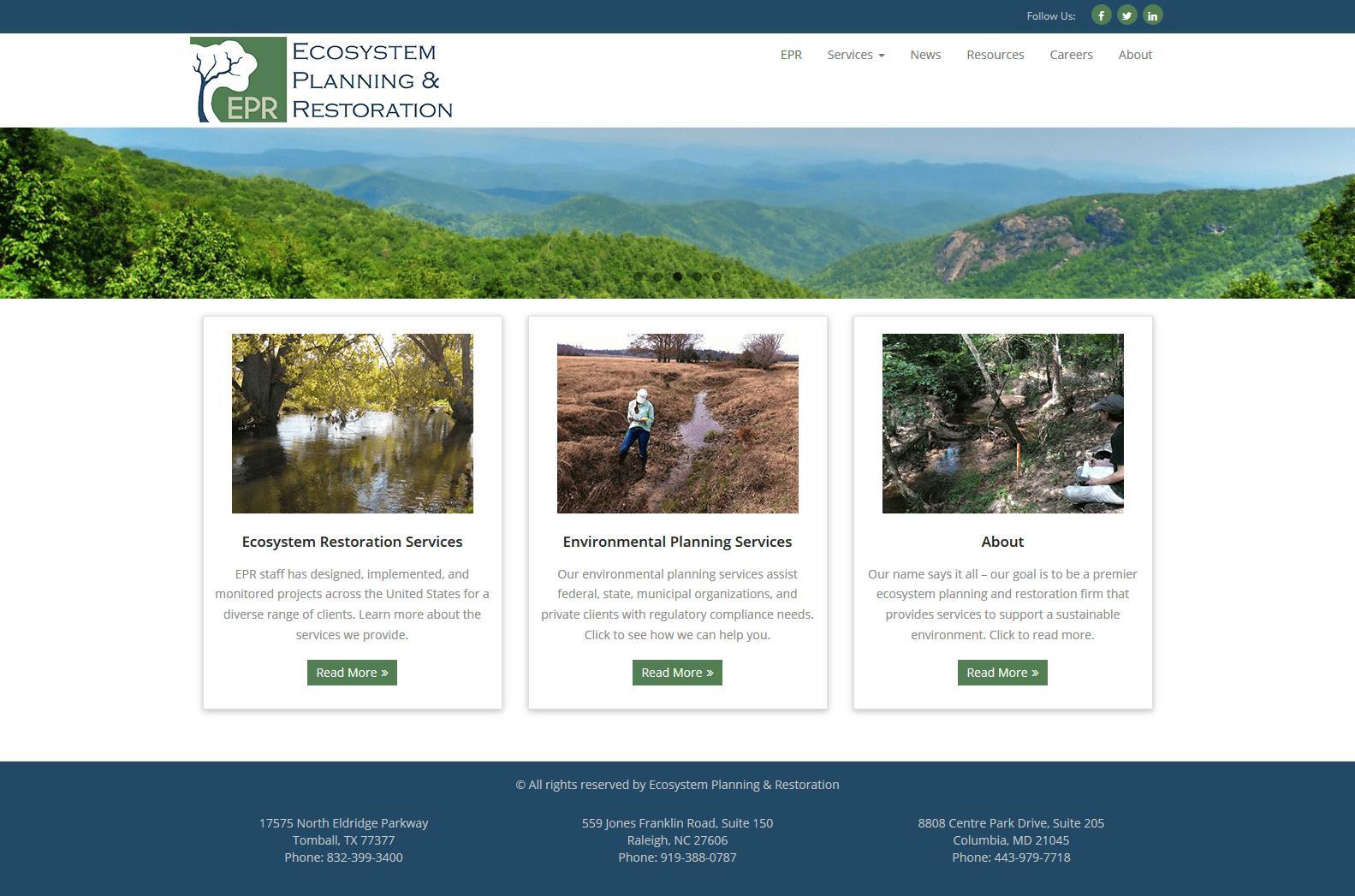 EPR Homepage